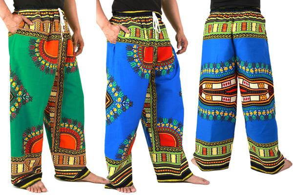 Dashiki Pants